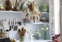 Kitchen shelving redo