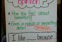 opinion writing / by Madison Coble