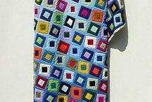 Vierkante quilt