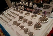 "Billet compressor wheel - ADS Las Vegas 2014 / KTS showcases ""Earth's Largest Selection"" of MFS impellers, in every unimaginable sizes, options and proportions."