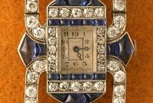 Art Deco - Jewellery - Watches