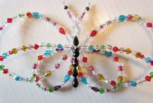 butterflies & birdie crafts
