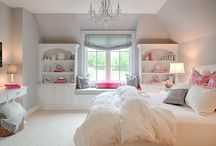 girl bedroom and decoration