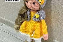 Crochet poupées