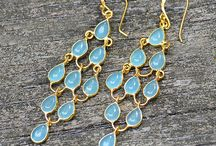 March Birthstone / by Danique Jewelry