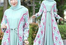 Hijab Katun Jepang