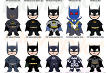 Costumes de batman