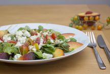 Green Salads... YUMMI