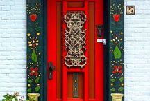 mais lindas portas