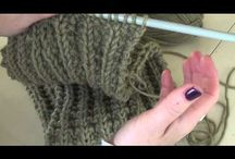 knitting crafts