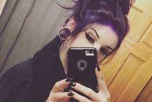 Cheveux De couleurs!