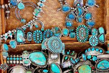 Turquoise things