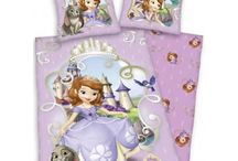 Sofia the First bedding set collection | Jej wysokość Zosia kolekcja pościeli / Sofia the First bedding set and accesories collection | Jej wysokość Zosia kolekcja pościeli i akcesoriów z Księżniczką Zosią