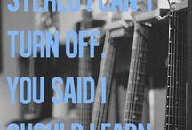 Lyrics for my soul