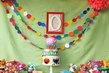 FESTA INFANTIL, BATIZADO E CHÁ DE BEBE - OEV06