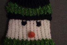 Knitting and Crochet by Terri Koszler