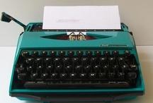typewriters / by Kat