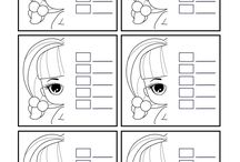 Copic Templates / Blank copic templates