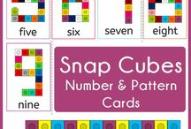 snapcube numbers