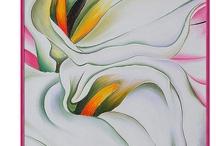 art: Georgia O'Keeffe / by Lana Housewright