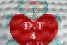 Miss Red Creates Valentine's