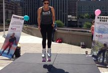 #StriationSpotlight: Alejandra Leyva / Our Alejandra Leyva loves to jump - Kangoo Jumps, that is. Shortly after arriving in Canada from Mexico, Alejandra discovered the power of Kangoo and she hasn't looked back. Becoming a Kangoo Jumps Master Trainer in 2013, Alejandra brings her love for this total body workout to Striation 6. Her positive energy and love of Kangoo Jumps make her classes a total Kangoo Power class. Come in and try a class today. #GetStriated http://bit.ly/1ml1axD
