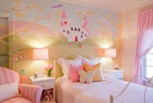 Fairy Castle bedroom