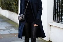 Pantalon cuir inspiration / Comment porter le pantalon en cuir, avec quelles associations ?