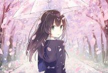 Anime Charakter Art