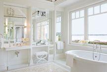 Kylpyhuone & WC & Idea / Kylpyhuoneita, yksityiskohtia, kalusteita.