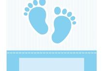 .Einladungen zur Babyparty