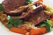 Main Dishes: Beef