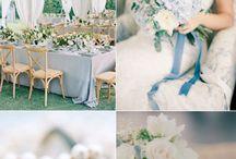 Свадебные цветовые палитры