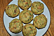 Savory Baked Items / by Sarah Elaine Spaulding