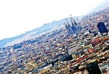 Barcelona / Welcome to the greatest city of all time!! / by RentTheSun