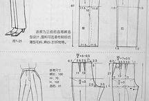 costura pantalones