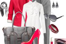 Dress_To_¢onquer / Business Fashion to Rule the World / by Mandi Smith (Cormany)