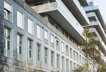 AZC - Immeuble de Logements et Bureaux Terrasse 9