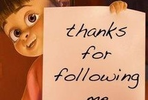 Thx for followin