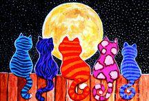 Gyerekrajz / Sablonok,motívumok,képek gyerekekkel való rajzoláshoz, festéshez.