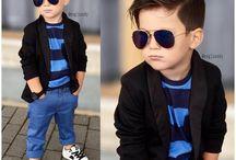 Chlapci moda a vlasy