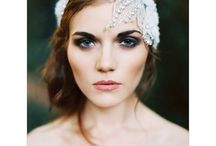 Bridal Veils and Head Pieces