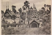 Myanmar Pagodas & Monasteries / Pagodas and Monasteries in Myanmar