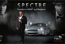 "SPECTRE Première & Reception / James Bond Première Movie ""SPECTRE"" in IMAX®.  Was an incredible evening!  Details: Friday, November 6, 2015  007 PM - Midnight AMC Theater, Tysons Corner Center 7850e Tysons Corner Center  McLean, VA 22102  Followed by an Awards Reception at the Chic, New Eddie V's Overlooking DC Metro Skyline!"