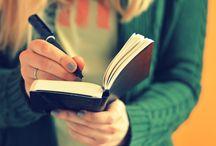 Journaling / Inspiration for Journaling - daily journaling, adventure journaling, art journaling, and travel journaling.