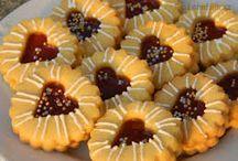 ciasteczka - cukroví - cookies