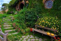 Hobbits village