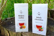 Ovocné čaje / Ovocné čaje