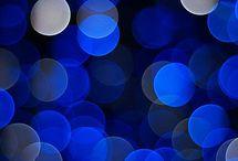 Midnight blue / Profond, intense, intrigant, plongez dans le bleu de minuit : une couleur aussi chic qu'élégante, aux notes d'évasion.