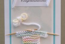 Cards - baby (745.594) / Lovely and creative cards to make to celebrate a new arrival!